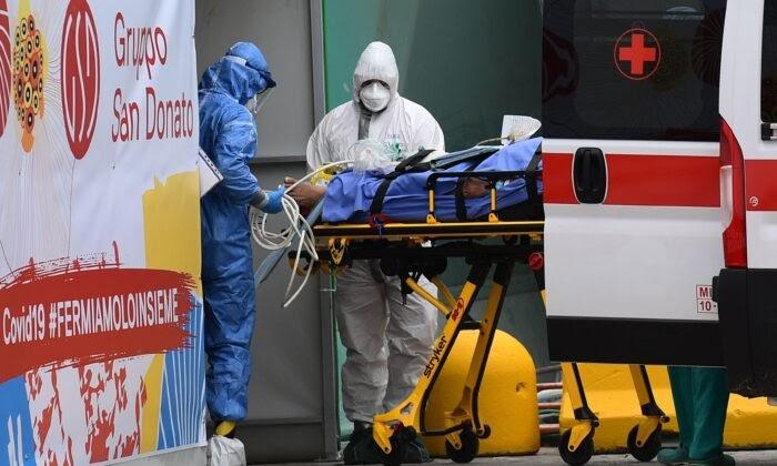 Dịch bệnh viêm phổi Vũ Hán tàn phá nước Ý, quốc gia có mối quan hệ khăng khít với Trung Quốc
