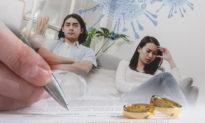Ly hôn tăng mạnh do đại dịch Vũ Hán, người xưa giải vấn đề hôn nhân như thế nào?