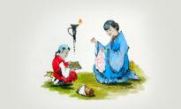 Dạy con sáng Đạo: Bài 26 - Nếu con ngoan hiền