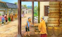 Dạy con sáng Đạo: Bài 30 - Nghèo không xu nịnh