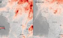 Virus Corona Vũ Hán: Ô nhiễm không khí trên khắp châu Âu giảm do các lệnh phong tỏa được áp dụng