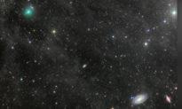 Sao chổi ATLAS sáng đến mức mắt thường có thể nhìn thấy trong tháng 5, sao chổi Lớn và các sự kiện đáng chú ý xảy ra năm 1264