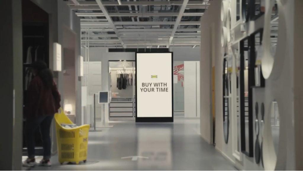 IKEA - Thời gian là tiền bạc