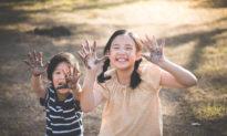 Những đứa trẻ lớn lên hạnh phúc, là đến từ một gia đình như vậy!
