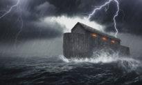 Những bằng chứng cho thấy trận đại hồng thủy thời tiền sử thực sự tồn tại