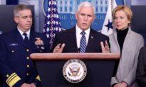 Phó tổng thống Hoa Kỳ Pence: Các phòng thí nghiệm tư nhân đã sẵn sàng thử nghiệm Coronavirus với 'công suất khổng lồ'