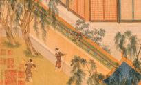 """Bức tranh """"Hán cung xuân hiểu"""" tái hiện cuộc sống phi tần hậu cung hơn 2000 năm trước (P-1)"""