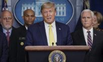Tổng thống Trump sử dụng Đạo luật thời chiến để chống lại virus Đảng Cộng Sản Trung Quốc