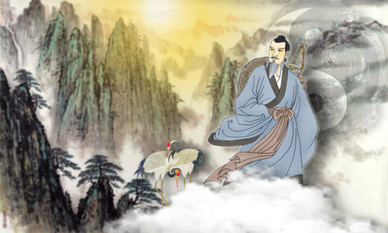 Nhân vật anh hùng thiên cổ - Trương Tam Phong (P-3): Gặp chân Sư nơi Chung Nam Sơn