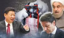 Italy và Iran đang trả giá cho mối quan hệ thân cận với Trung Quốc?