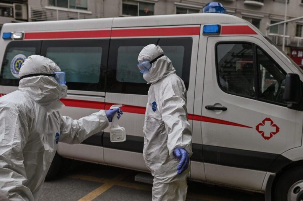 Trung Quốc tiếp tục xác nhận thêm các ca nhiễm viêm phổi Vũ Hán