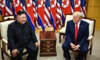 Kim Jong-un gửi lời hỏi thăm sức khỏe vợ chồng TT Trump