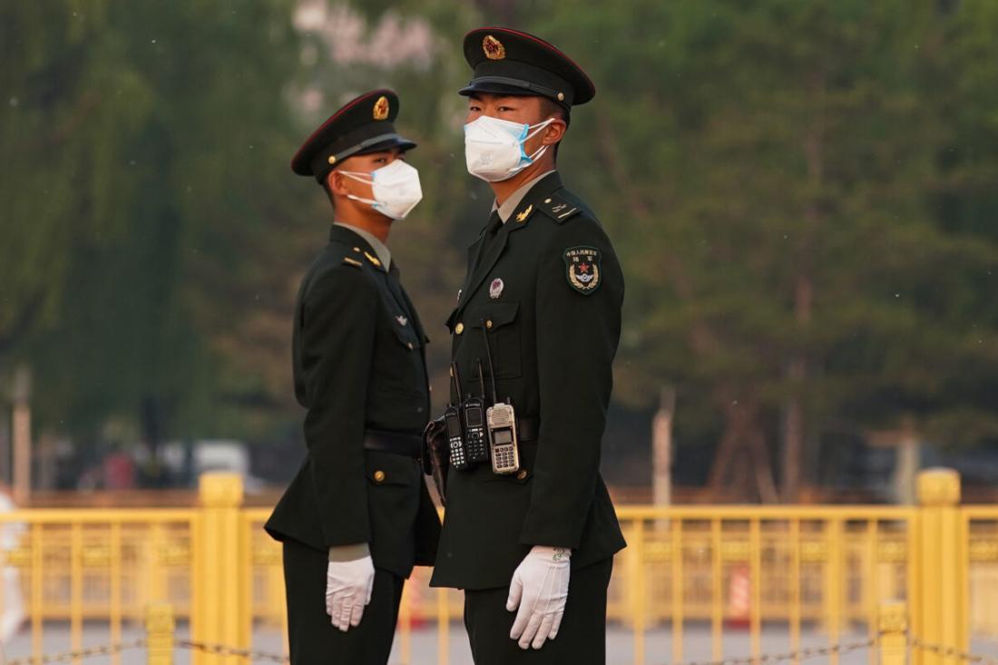 Cảnh báo đỏ với tình trạng lây nhiễm virus ở Bắc Kinh