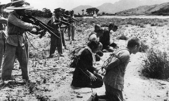 Người Trung Quốc liên tục chứng kiến những cảnh giết chóc tàn bạo, khiến họ trở nên thờ ơ vô cảm với sinh mệnh của người khác, đánh mất dần bản tính lương tri vốn có của người Trung Hoa xưa.