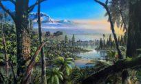 Rừng nhiệt đới 90 triệu năm tuổi được phát hiện ở Nam Cực cho thấy thế giới tiền sử ấm áp hơn