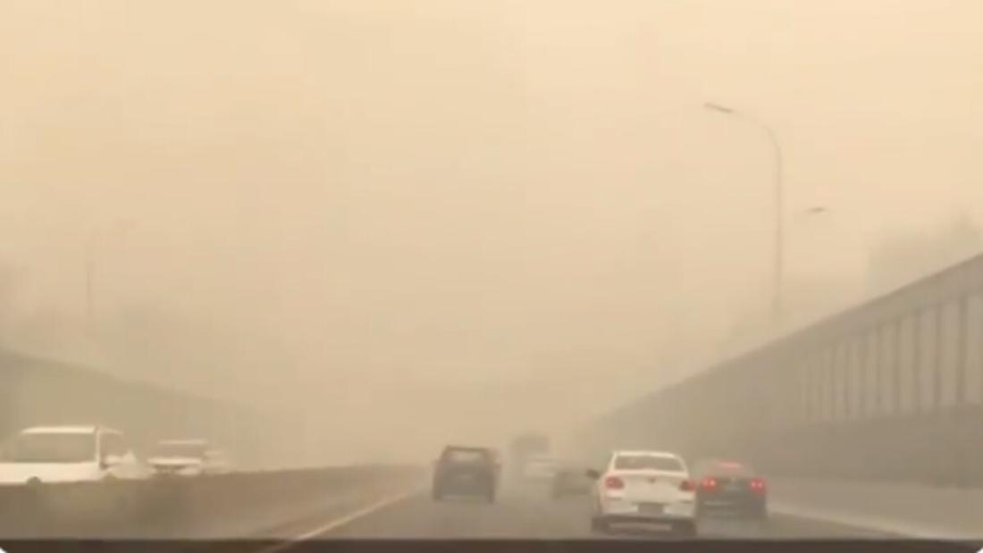 Lại đốt xác? Tình hình dịch bệnh khẩn cấp ở Cáp Nhĩ Tân, nồng độ PM2.5 cao gấp 4.000 lần (video)
