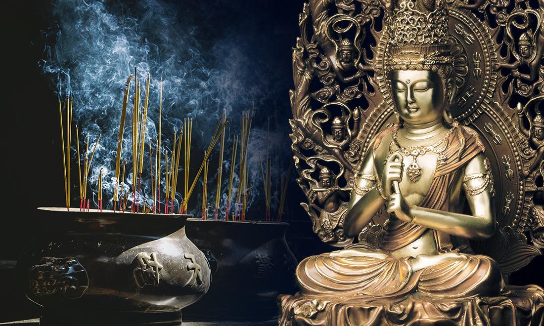 Câu chuyện giữa tượng đồng và tượng gỗ khai mở bí mật nghìn năm