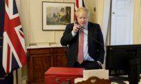 Thủ tướng Anh nhập viện sau nhiều ngày dương tính với viêm phổi Vũ Hán