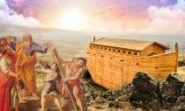 Đại Hồng Thủy (Kỳ 2): Con tàu của Noah