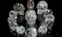 Lưu trữ dữ liệu trong pha lê thạch anh hiện nay và bí ẩn về những chiếc hộp sọ pha lê trên thế giới.
