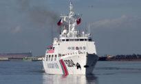 Tàu hải cảnh Trung Quốc rượt đuổi tàu cá Nhật Bản, nhưng bị chặn lại
