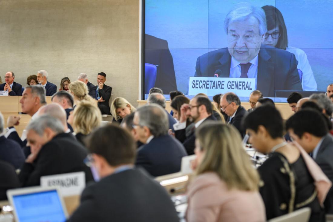 Bổ nhiệm đại diện Trung Quốc vào Hội đồng Nhân quyền Liên Hiệp Quốc - 'Giao trứng cho ác'