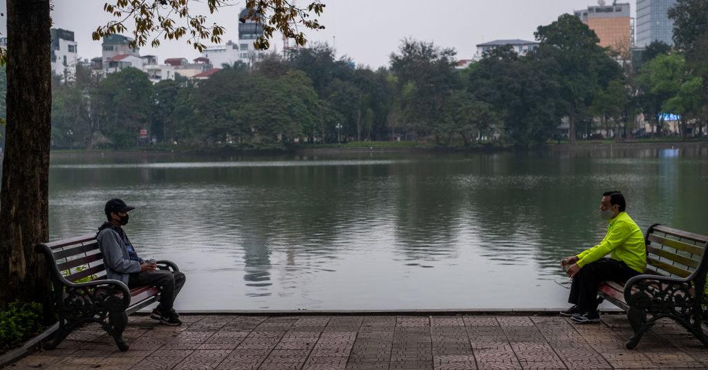 Hà Nội tạm dừng hoạt động phố đi bộ Hồ Gươm từ 5/2