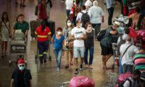 Người Trung Quốc trộm vật tư y tế tại Brazil, Hội trưởng Hội đồng hương Thượng Hải bị bắt giữ