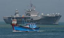 Mỹ lên án Trung Quốc đâm chìm tàu cá Việt Nam ở Biển Đông