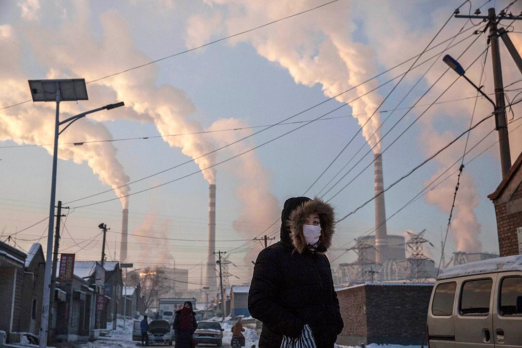 Người Trung Quốc chết bởi chính quyền Trung Quốc từ mô hình tăng trưởng kinh tế với ô nhiễm lan tràn, chính trị độc tài.