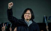 Tổng thống Đài Loan cam kết cứu trợ nhân đạo cho người Hồng Kông