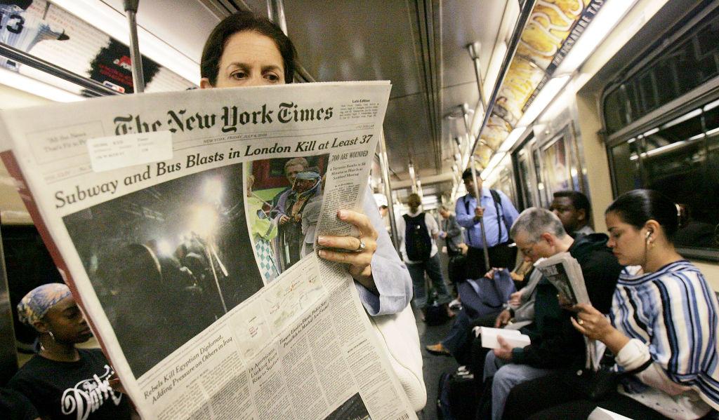 New York Times trở thành công cụ tuyên truyền của ĐCSTQ ngay trong nước Mỹ, gây chia rẽ chính trị và đất nước, đồng thời kích động sự thù hận của một nhóm dân chúng đối với tổng thống Trump.