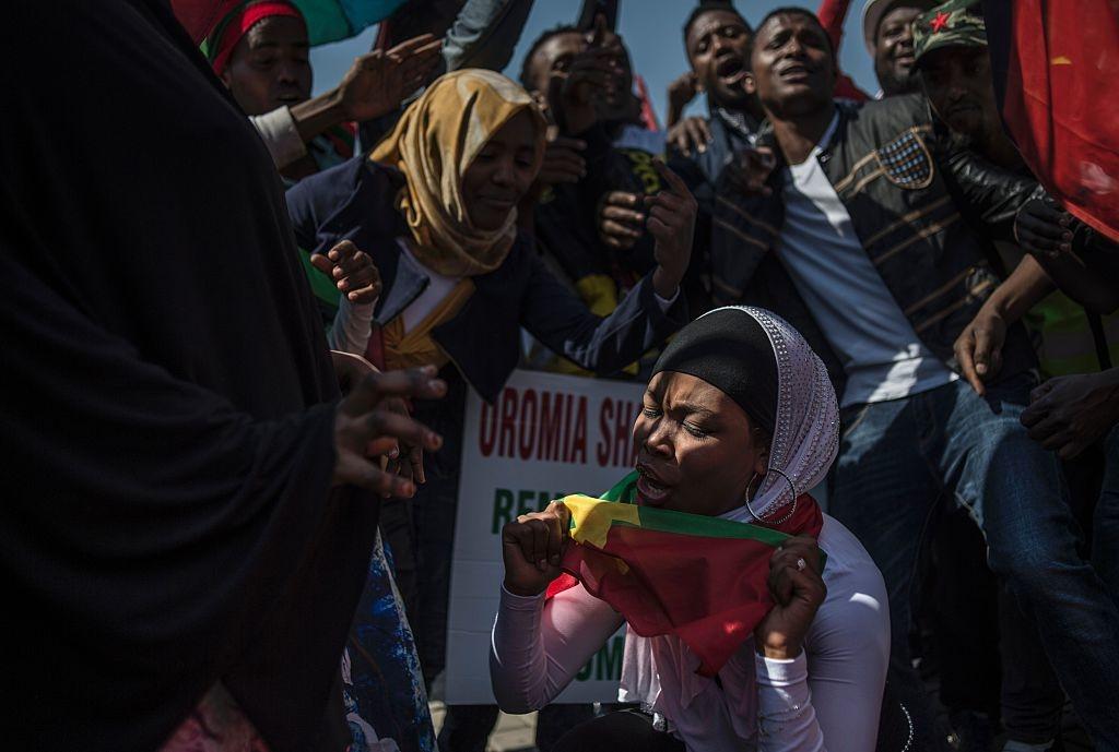 """Với chính sách mang tính diệt chủng, trong vòng 10 năm (1997 - 2007), nhóm dân tộc Amhara tại Ethiopia đã bị """"hụt mất"""" hơn 2,5 triệu người."""