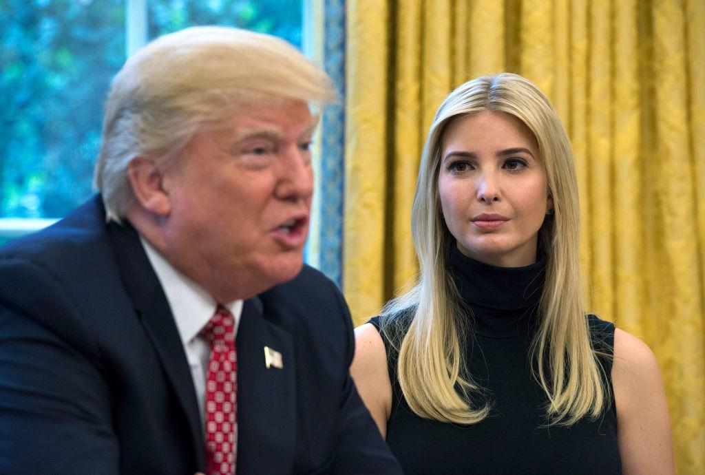 Ivanka đã làm việc với cha mình trong Tập đoàn Trump hơn mười năm, và đã chứng kiến cách cha mình làm một nhà lãnh đạo tài ba, xử lý vấn đề và đưa ra các quyết định lớn làm thay đổi thế giới như thế nào.