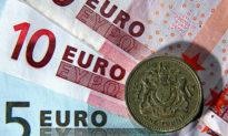 ECB: Tiền giấy không phải là nguy cơ cao lây nhiễm virus Vũ Hán