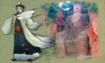 Gia Cát Lượng chết vẫn không quên Ba Thục, chuyển sinh dựng tượng Đại Phật Lạc Sơn
