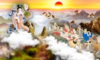 Bát Tiên truyền kỳ (P.8): Tú Nữ được Chân nhân tiếp độ; Bát Tiên say rượu vượt Biển Đông