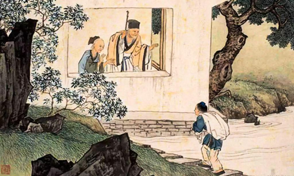 24 tấm gương hiếu hạnh xưa (P-2): Trọng Do cõng gạo nuôi cha mẹ
