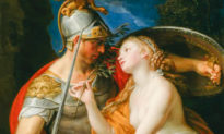 Tác phẩm 'Hòa Bình và Chiến Tranh' của Pompeo Batoni: Một thông điệp vượt thời gian