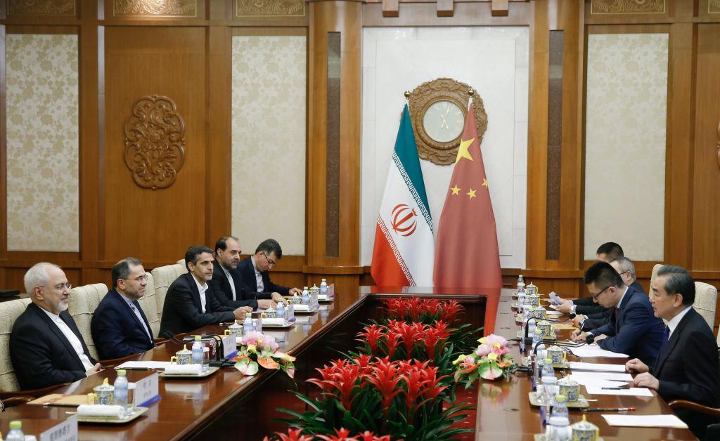Iran cũng là quốc gia có chế độ độc tài được sự hậu thuẫn rất lớn từ ĐCSTQ. Trong nhiều năm qua, quốc gia này đã hợp tác với Trung Quốc trên mọi lĩnh vực từ quân sự đến thương mại. (Ảnh: Getty)