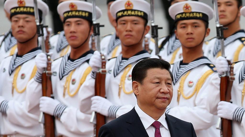Kế hoạch chinh phạt đại dương của Trung Quốc