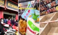 Lộ tin chính quyền Trung Quốc mật lệnh trữ lương thực cho 3-6 tháng, nhiều nơi người dân ồ ạt tích gạo