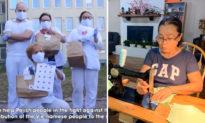 Những tấm lòng vàng đất Việt: Người may khẩu trang cho Hoa Kỳ, người nấu cơm cho nhân viên y tế Ba Lan