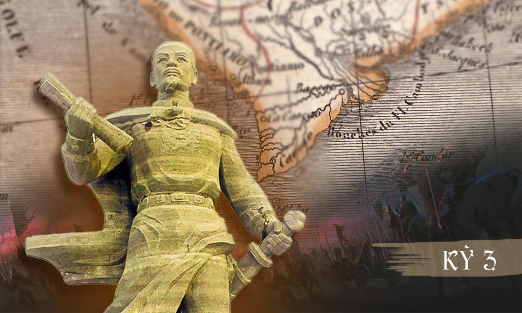 Nhà họ Mạc Hà Tiên: Bậc vĩ nhân mở cõi khai hoá văn vật miền Nam (Kỳ 3)