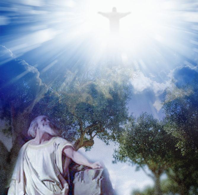 Chỉ cần trong tâm các ngươi không có điều gì trở ngại, lúc ấy Thần tích của ta mới có thể triển hiện.
