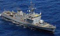 Trung Quốc chĩa súng laser vào tàu hải quân Philippines ở Biển Đông