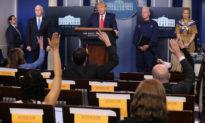 Tổng thống Trump nghi vấn một phóng viên 'tiếp tay' cho cơ quan truyền thông của Trung Quốc