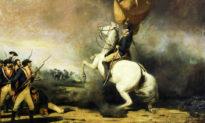 Lịch sử Mỹ quốc: Ứng vận xuất thế - Washington đeo bảo kiếm xuất chinh