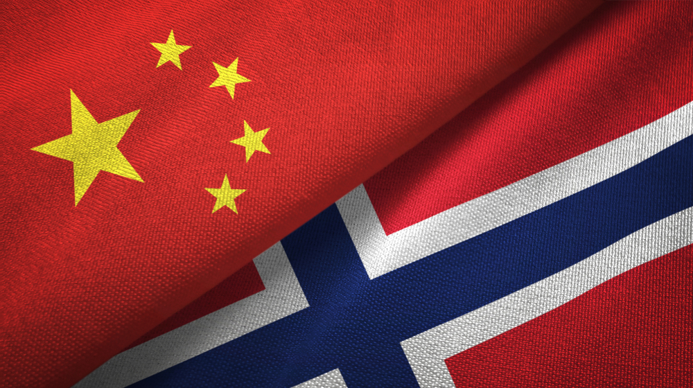 Sau khi bình thường hoá quan hệ Na Uy bắt đầu giữ im lặng về phương diện nhân quyền của Trung Quốc.