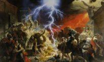 Huy hoàng và tận diệt, điều gì xảy ra khi đạo đức nhân loại không còn...
